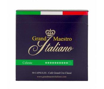 Grand Maestro Italiano - Celeste - Cups for Nespresso®
