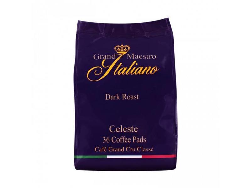 Gran Maestro Italiano Grand Maestro Italiano - Coffee pads for Senseo®