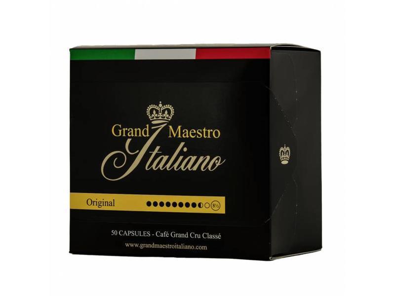 Gran Maestro Italian Grand Maestro Italiano - Original - Cápsulas para Nespresso®