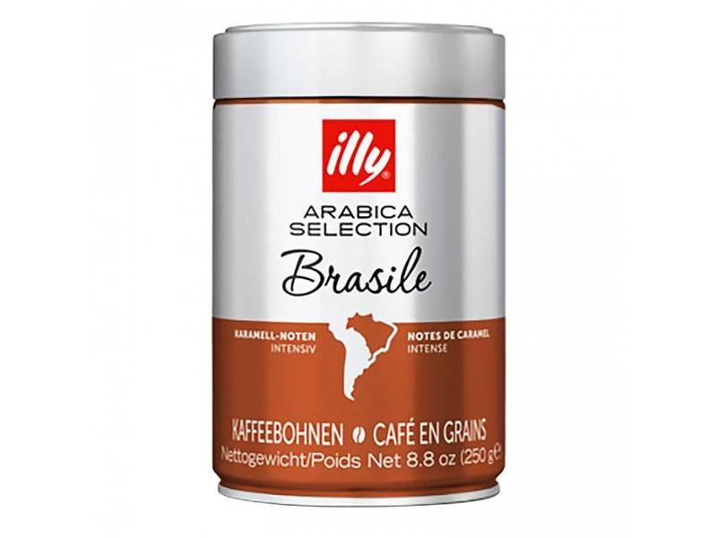 illy illy - Monoarabica Brazil - Café en Grains