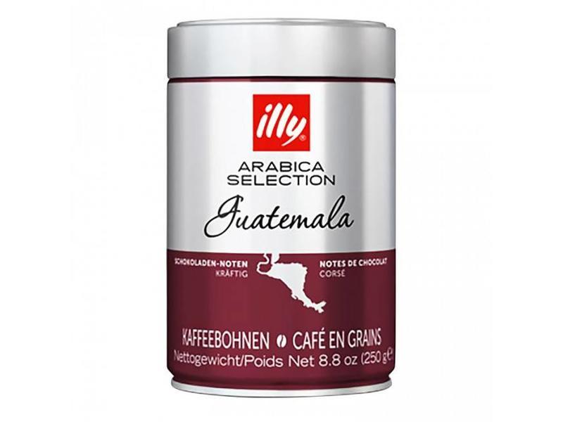 illy illy - Monoarabica Guatamala - Café en Grains