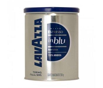 Lavazza - In Blu Tin - Ground coffee