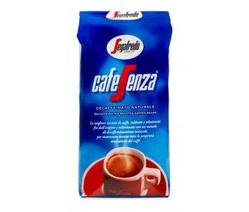Segafredo - CafeSenza descafeinado - Café en grano