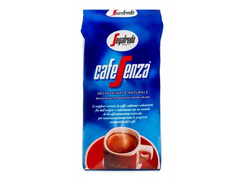 Segafredo Segafredo - CafeSenza Cafeïnevrij - Koffiebonen