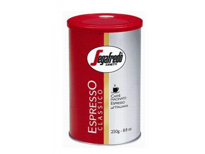 Segafredo Segafredo - Classico blik - Gemalen koffie