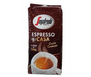 Segafredo - Espresso Casa - Koffiebonen
