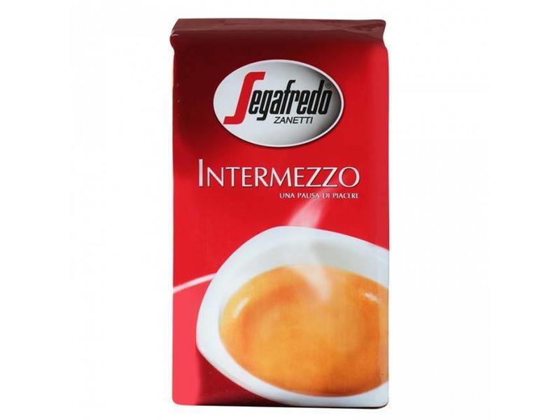Segafredo Segafredo - Intermezzo - Gemalen koffie