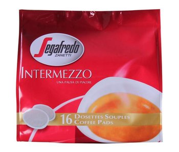 Segafredo - Intermezzo - Cápsulas para Senseo®