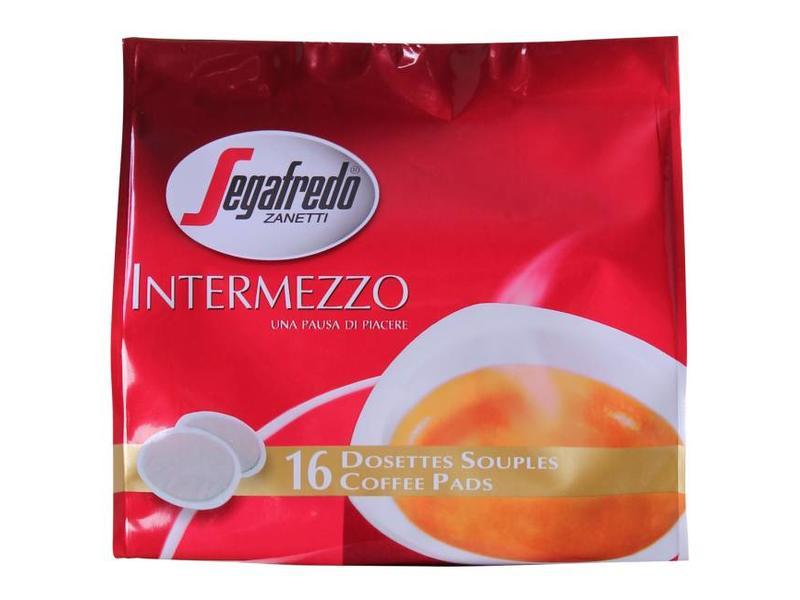 Segafredo Segafredo - Intermezzo - Cápsulas para a Senseo®