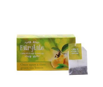 Fairytale - Once upon a time green lemon Té