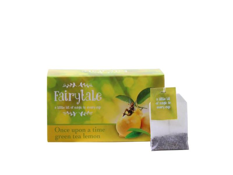 Fairytale tea Fairytale - Once upon a time green lemon tea