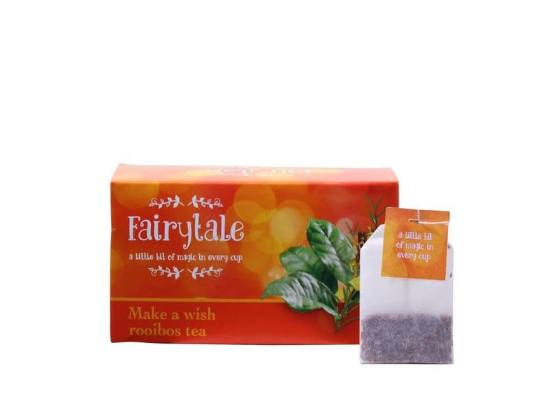 Fairytale tea Fairytale - Make a wish rooibos Chá