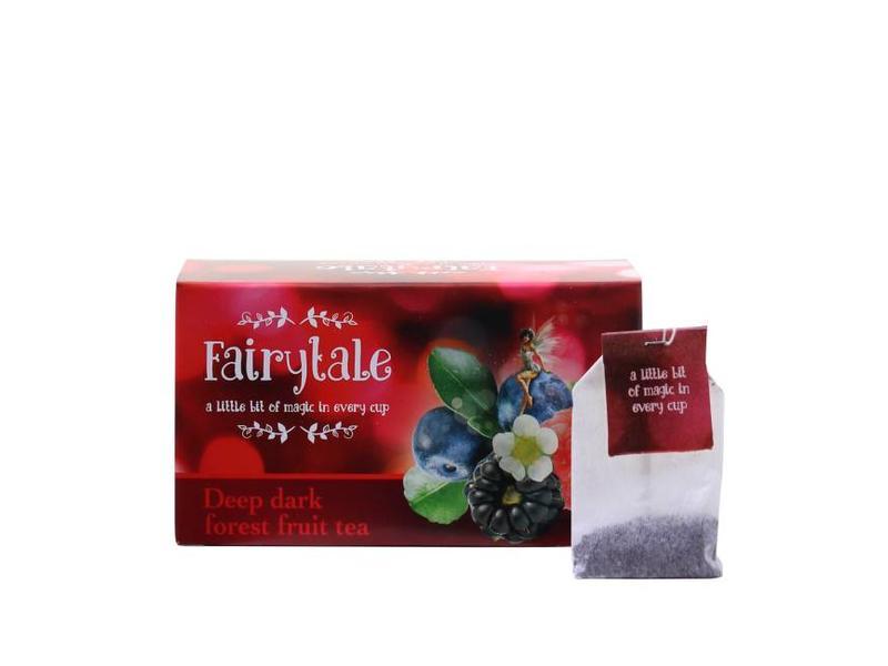 Fairytale tea Fairytale - Deep dark forest fruit tea