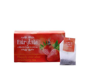 Fairytale - Happily ever after strawberry Té