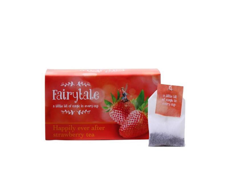 Fairytale tea Fairytale - Happily ever after strawberry Té