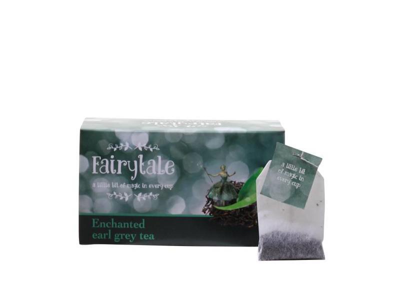 Fairytale tea Fairytale - Enchanted earl grey Chá
