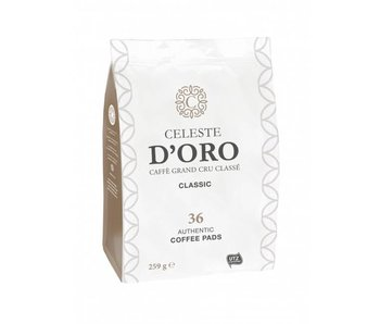 Celeste D'oro - Classic - Coffee pads for Senseo®
