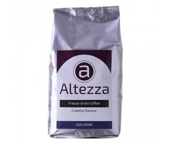 Altezza - Creamy flavour - Freeze dried coffee (café liofilizado)