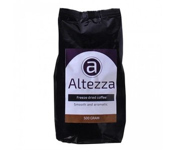 Altezza - Smooth and aromatic - Freeze dried coffee (café liofilizado)