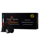 Grand Maestro Italiano Grand Maestro Italiano - Ristretto - Cups for Nespresso®