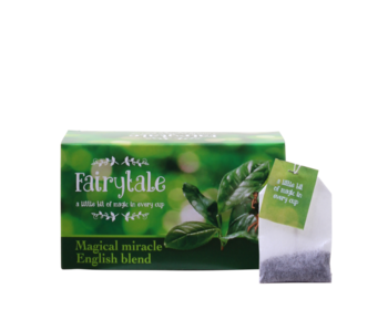 Fairytale - Magical miracle english Chá