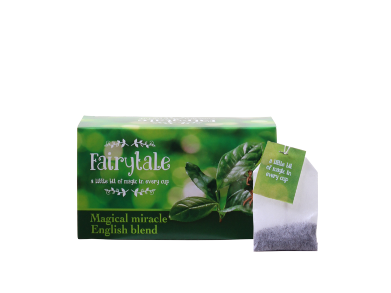 Fairytale tea Fairytale - Magical miracle english Té