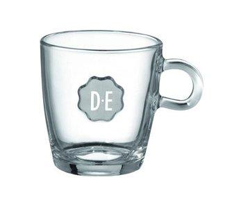 Douwe Egberts - Copo de vidro