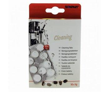 Scanpart reinigingstabletten