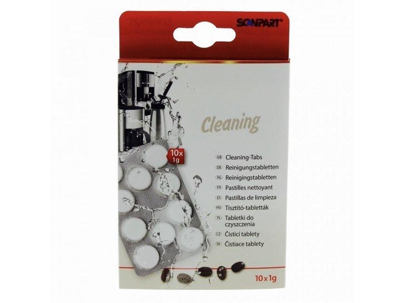 Pastilles de nettoyage Scanpart