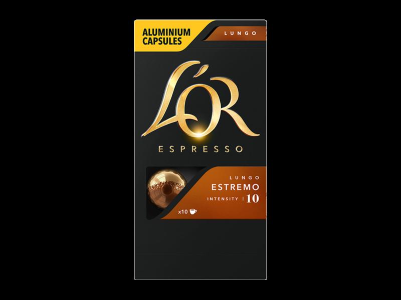 L'OR Espresso - Lungo Estremo