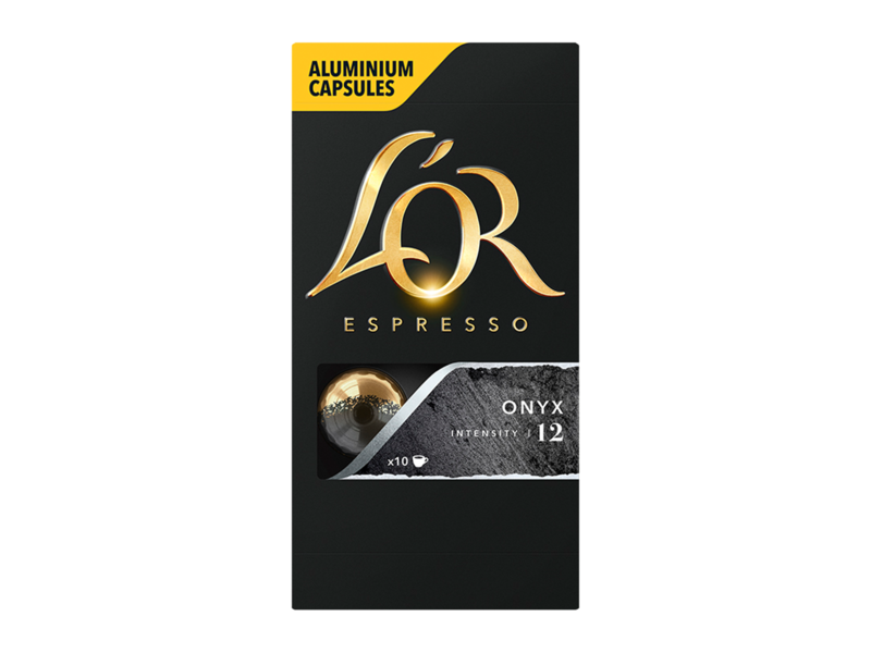 L'OR Espresso - Ultimates Onyx