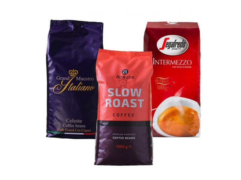 Coffee packages Strong and Powerfull (3 kg)