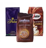 Trail package Italian coffee beans (3 kg)