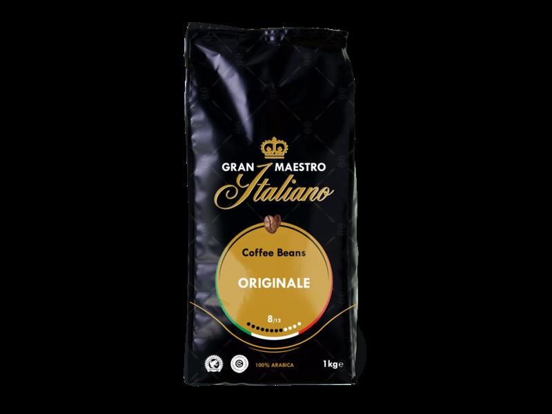 Gran Maestro Italian Gran Maestro Italiano - Original - Café en Grains