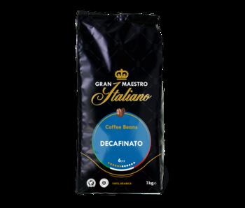Gran Maestro Italiano - Decafinato - Café en Grains