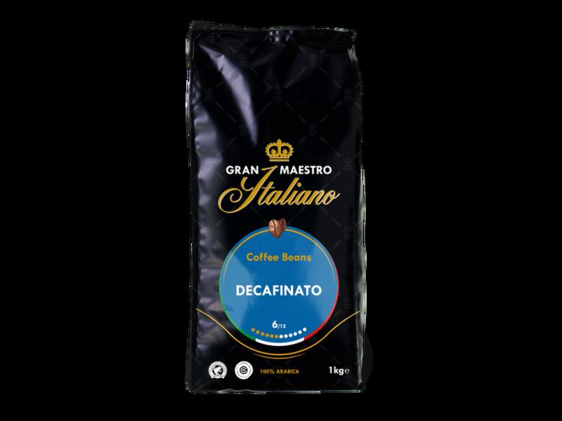 Gran Maestro Italiano Gran Maestro Italiano - Decafinato - Gràos de café