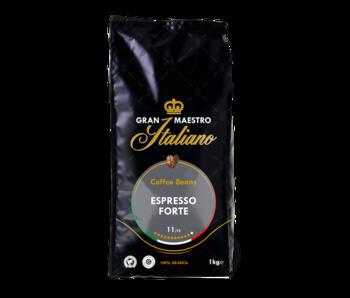 Gran Maestro Italiano - Espresso Forte - Café en Grains