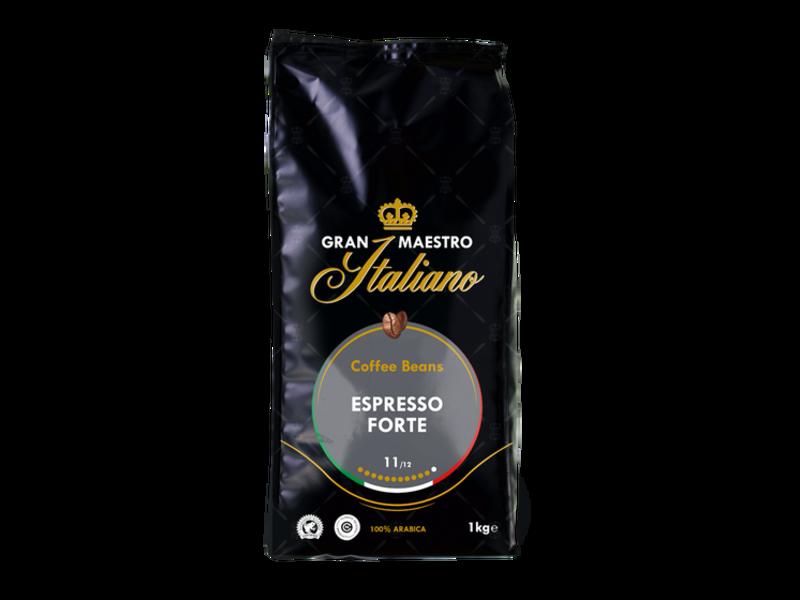 Gran Maestro Italiano Gran Maestro Italiano - Espresso Forte - Koffiebonen