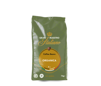 Gran Maestro Italiano - Organica (Organic) - Coffee Beans