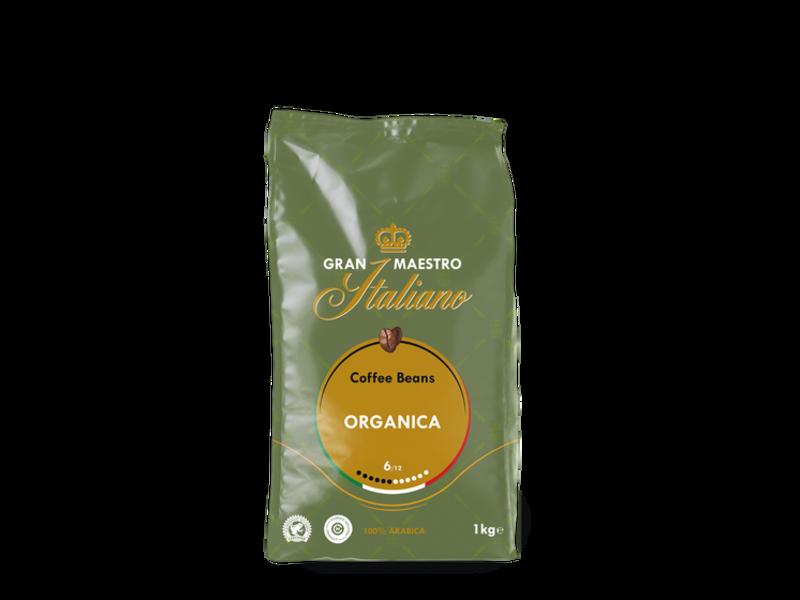 Gran Maestro Italiano Gran Maestro Italiano - Organica (Organic) - Gràos de café
