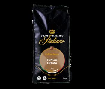 Gran Maestro Italiano - Lungo Crema - Coffee Beans