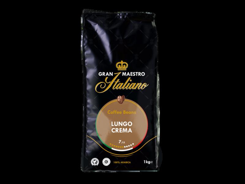 Gran Maestro Italiano Gran Maestro Italiano - Lungo Crema - Café en Grains