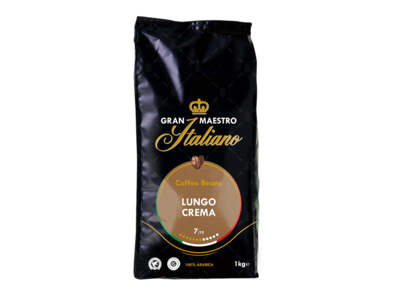 Gran Maestro Italiano Gran Maestro Italiano - Lungo Crema - Coffee Beans