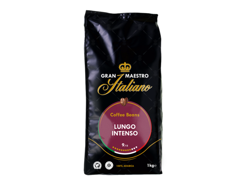 Gran Maestro Italiano Gran Maestro Italiano - Lungo Intenso - Coffee Beans