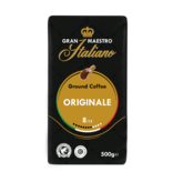 Gran Maestro Italiano Gran Maestro Italiano - Quick filter grind - Ground coffe