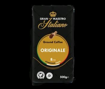 Gran Maestro Italiano - Quick filter grind - Ground coffee