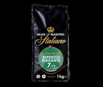 Gran Maestro Italiano - Espresso Elegante - Gràos de café