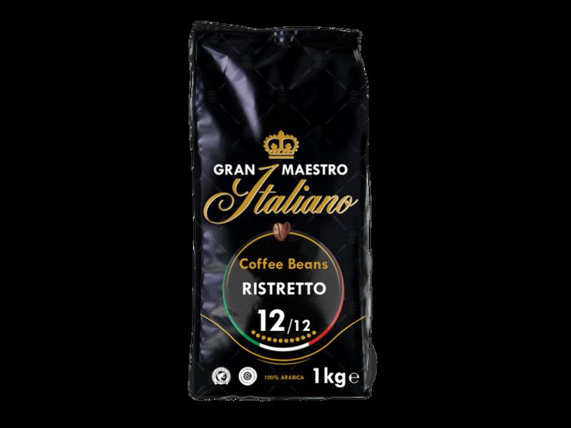 Gran Maestro Italiano Gran Maestro Italiano - Ristretto - Gràos de café