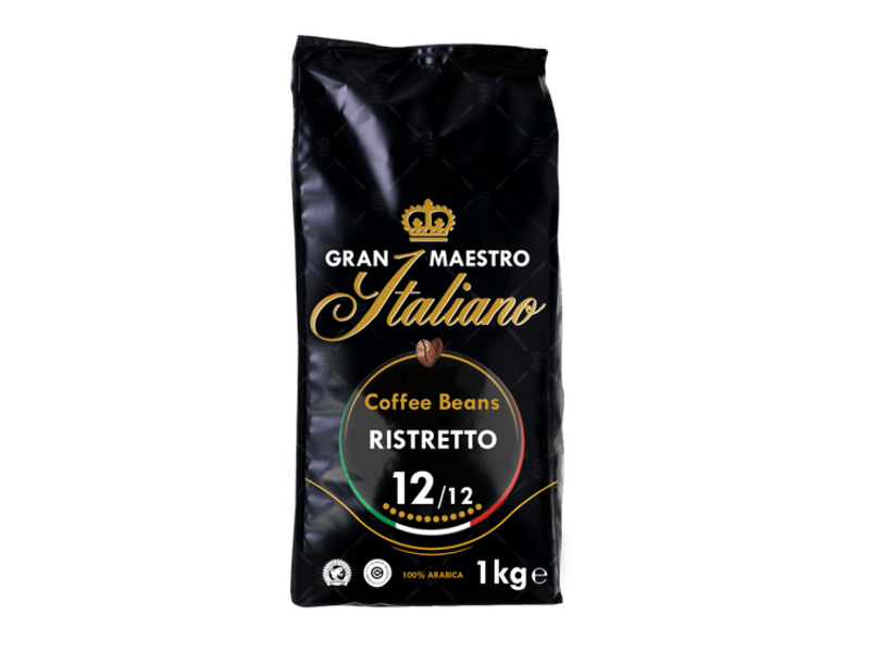 Gran Maestro Italiano Gran Maestro Italiano - Ristretto - Coffee Beans
