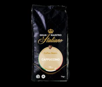 Gran Maestro Italiano - Cappuccino - Café en Grains